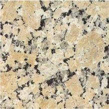 Extremadura Beige Dorado Granite Slabs, Spain Beige Granite