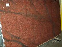 Brazil Red Dragon Granite Slab(low Price)