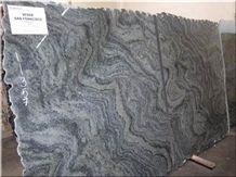 Brazil Verde San Francisco Granite Slab(own Factor