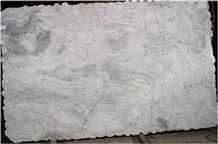 Brazil White River Marble Slab(good Polished)