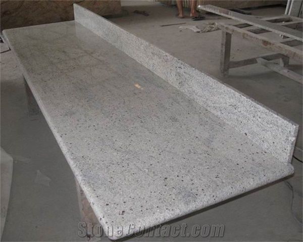 Calanca Grey Granite Countertop from China - StoneContact.