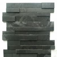 China Black Slate Cladding(own Quarry)