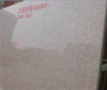 Desert Pearl Granite Tile (own Factory)