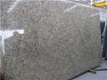Giallo Santa Cecilia Granite Slab(good Price)