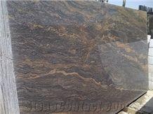Himalayan Blue Granite Slab(own Factory)