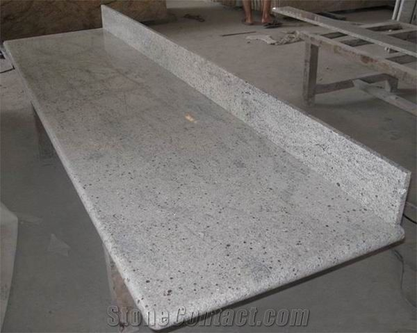 Kashmir White Granite Countertop Good Price From China