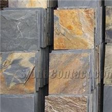 Natural Honed Slate Tile(good Price)