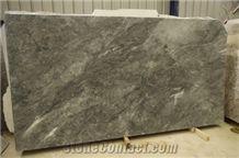 Polished Aliveri Grey Marble Slab(own Factory)