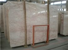 Polished Cream Rose Marble Slab(low Price)