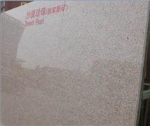 China Desert Pearl Granite Tiles