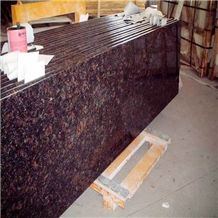 Polished Gold Flower Granite Countertop(Good Price