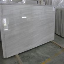 Polished Makrana White Marble Slab(own Factory)