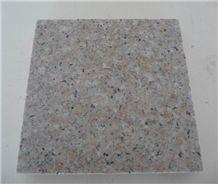 Polished Shrimp Red Granite Tile(own Quarry)