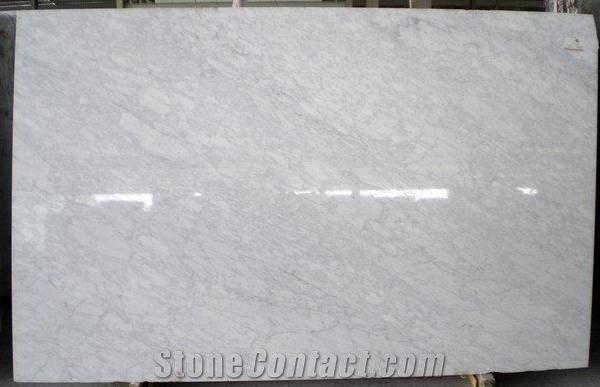 Polished Ziarat White Marble Slab Good Polished From