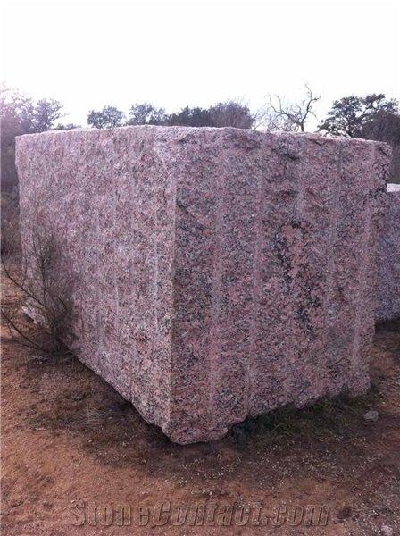 Texas Star Granite Blocks From United States