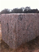 Texas Star Granite Blocks From United States