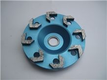 Arrow Diamond Cup Wheel