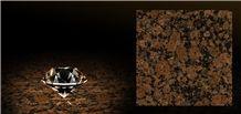 Baltic Brown Ed Granite Slabs, Finland Brown Granite