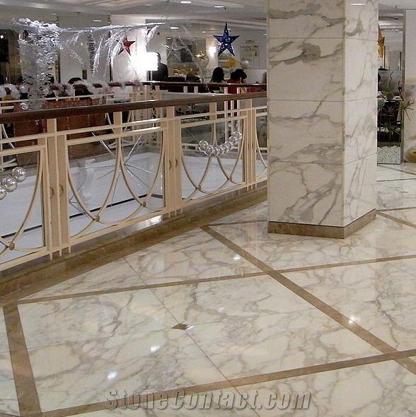 Calacatta Marble Floor Tiles Calacatta Gold Marble From