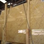 Crema Valencia Marble Slabs, Spain Yellow Marble