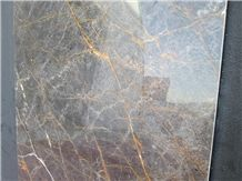 Black Bonanza Marble Slabs and Tiles