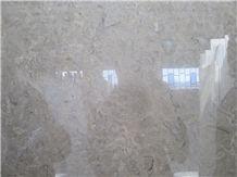 Olivaceous-Beige Maya Marble Slabs