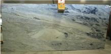 Calacatta Bluette Marble Slabs, Italy White Marble