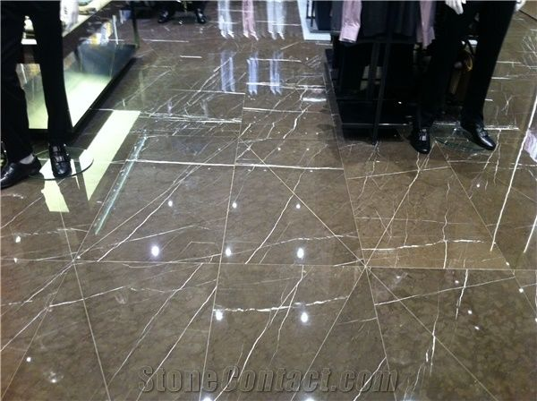 Pietra Gray Grey Marble Tiles Iran Grey Marble From China