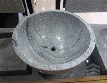 Ash Grey Granite Sink, Countertop Acessaries