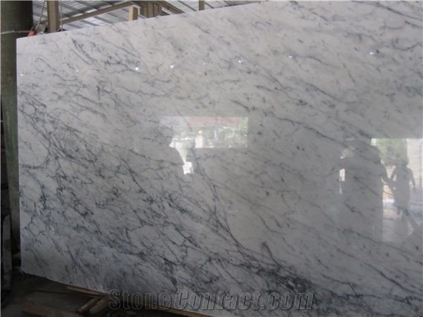 Bianco Carrara White Marble Slabs Bianco Gioia Marble
