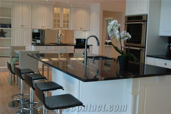 black granite top kitchen island black granite kitchen island top from united states 7877