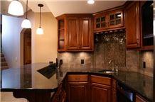 Opalescence Granite Countertops, Opalescence Black Granite Countertops
