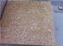 Golden Ma Granite, Golden Sand Beige Granite Tiles, Slabs