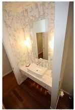 calacatta gold marble bathroom top, wall tiles, calacatta