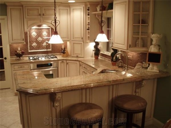 Lady Dream Granite Kitchen Countertop From United States