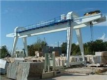 TECNOMASZ Gantry Crane from 2006