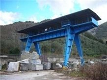 Used Gantry Crane for Stone Factories