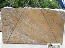Arandis Dream Granite Slabs, Juparana Arandis Granite Slab