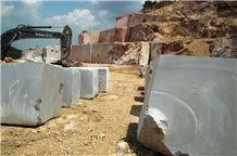 Topkara Olive Pearl Marble Block, Turkey Grey Marble