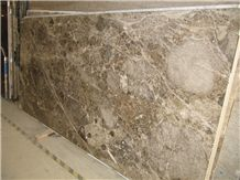 Breccia Paradiso Marble Slabs, Italy Brown Marble
