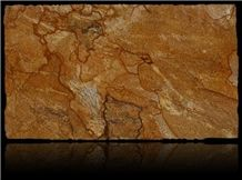 Copper Canyon Granite Slabs, Brazil Brown Granite