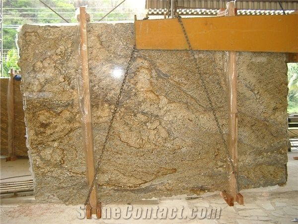 Yellow River Granite Slabs From Trinidad And Tobago 234969