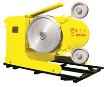 Diamond Wire Sawing Machine for Quarrying