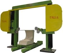 Wire Sawing Machine for Profiling