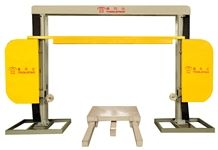 Wire Sawing Machine for Squaring