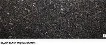 Silver Black Angola Granite