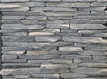 Fileti Antique Kavalas, Kavala Grey Quartzite Wall Stone