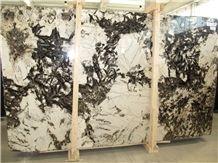 Copenhagen Granite Slabs, Brazil White Granite