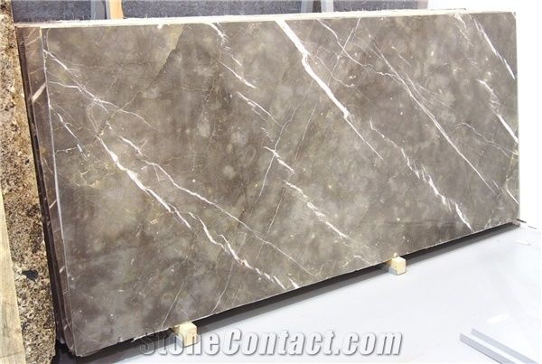 Grigio Collemandina Marble Slabs Italy Grey Marble From