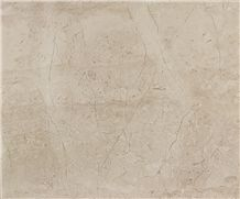 Regal Fishskin Beige Marble Slabs, Tiles